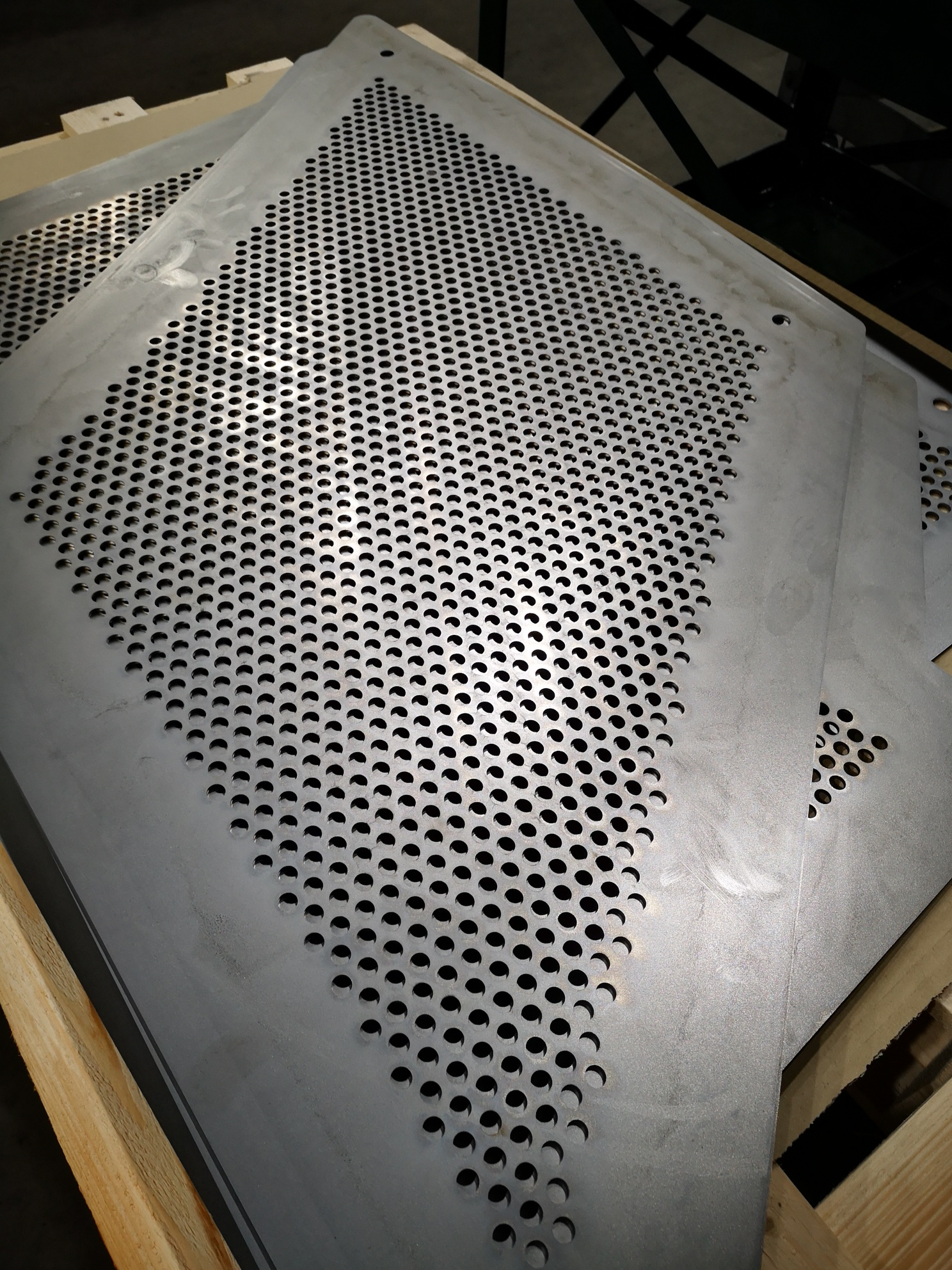 Perforated Panel 3